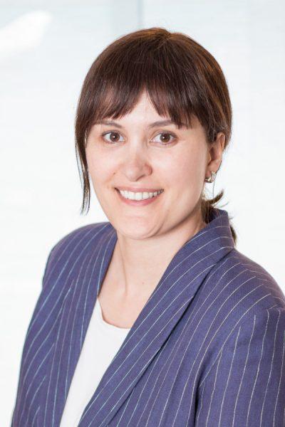 Portrait von Julia Preißer